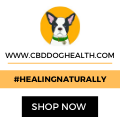 CBD Dog Health Natural Products