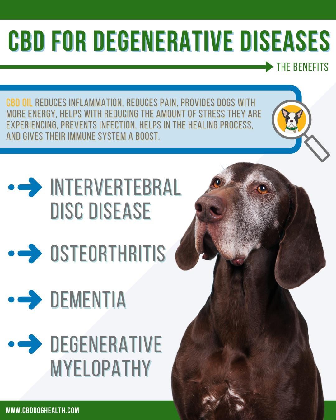 CBD For Degenerative Diseases