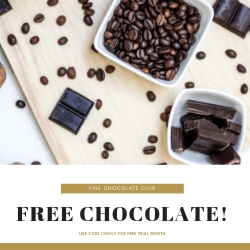 Free Trial Month Chocolate
