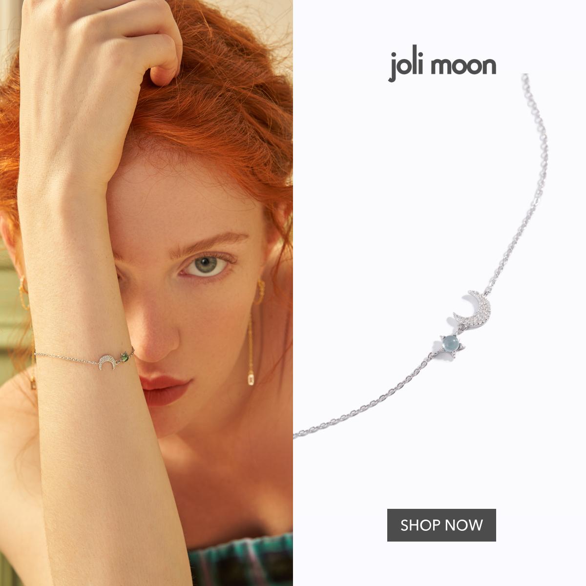 Joli Moon Bracelets