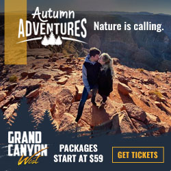 Autumn Adventure Packages starting at $59!