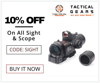 10% Off On All Sight & Scope