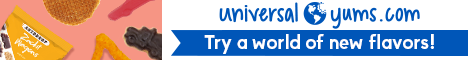 Universal Yums Coupon