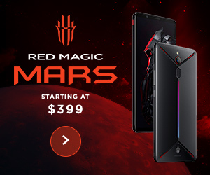 Red Magic Mars