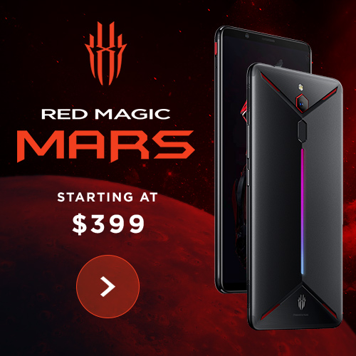 Red Magic Mars