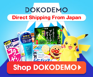DOKODEMO-Direct Shipping From Japan