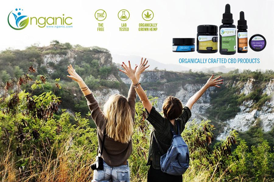 Nganic Organic CBD