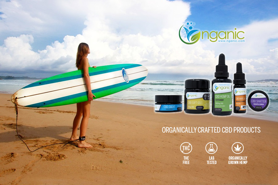 Nganic Organic CBD