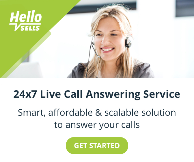 41 24x7 Live Call Answering Service