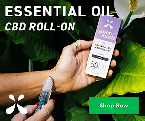 Peace - CBD Essential Oil Roll-on