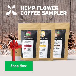 HEMP FLOWER COFFEE SAMPLER