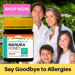 Get your Manuka Honey