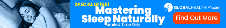 50% Off  Better Sleep Every Night Without Pills