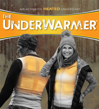 UnderWarmer Heated Shirt