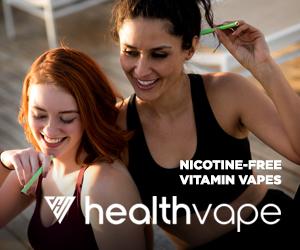 Nicotine-Free Vitamin Vapes