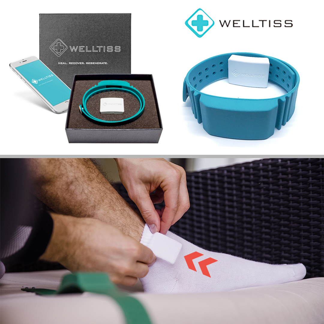 foot pain relief with welltiss