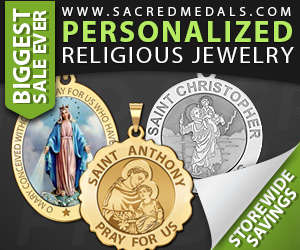 Personalized Religious Jewelry