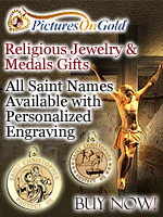 Religious Jewelry & Medels