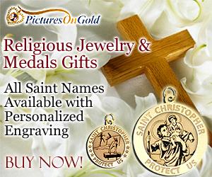 Religious Jewelry & Medels