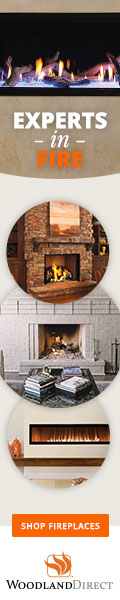 Woodland Direct - Shop Fireplaces