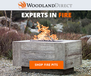 Woodland Direct - Shop Fire Pits