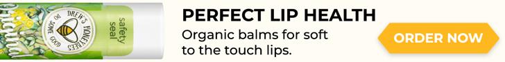 Natural and Organic Lip Balms