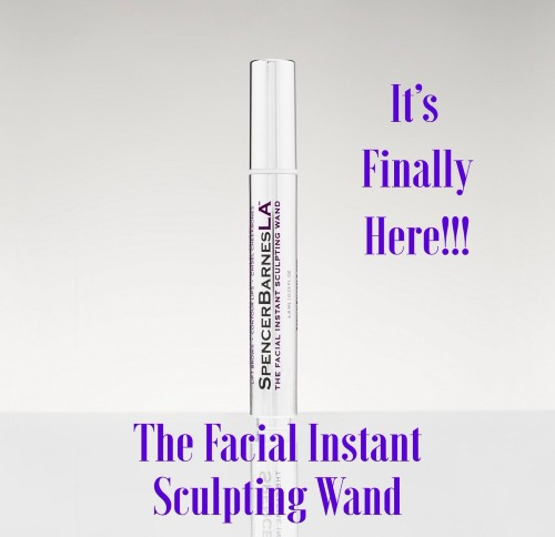 Spencer Barnes LA Neck, Chin & Jawline Sculpting Wand!