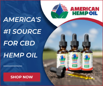America's #1 Source for CBD Hemp OIl