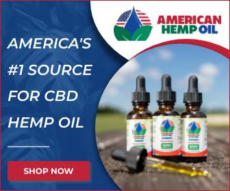 America's #1 Source for CBD Hemp OIl