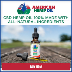 CBD Hemp Oil 100% Made with All-Natural Ingredients