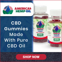 CBD Gummies Made With Pure CBD Oil