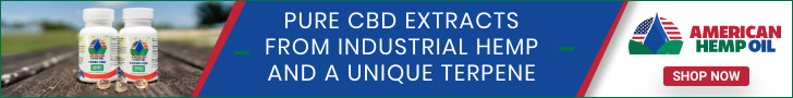 Pure CBD Extracts From Industrial Hemp and Unique Terpene