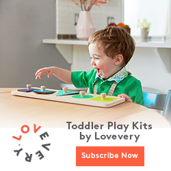 Toddler Play Kits by Lovevery