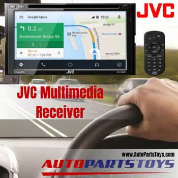 JVC Multimedia Receiver at AutoPartsToys.com