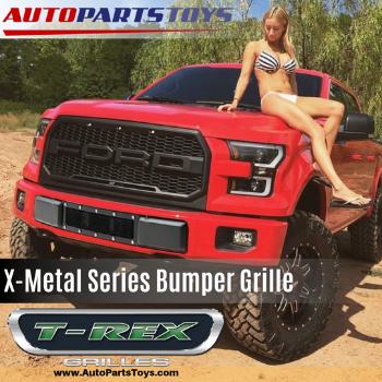 X-Metal Series Bumper Grille