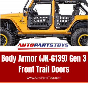 Body Armor Front Trail Doors