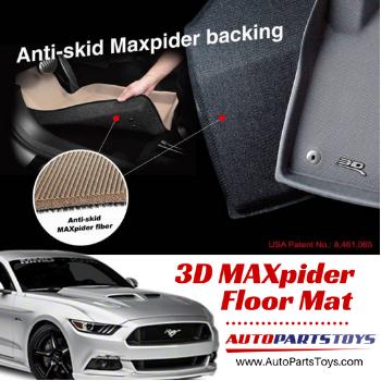 3D MAXpider Floor Mat