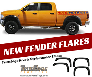 TrueEdge Fender Flares