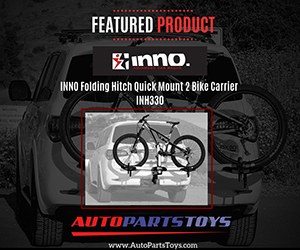Featured Product - Inno Folding Bike Carrier