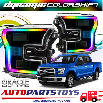 Oracle Dynamic Color Shift