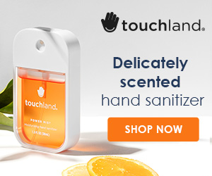 Touchland Power Mist Hand Sanitizer Spray