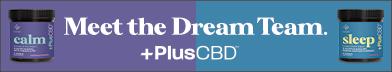 +PLUSCBD Sleep & Calm Gummy Bundle! Limited Availability!