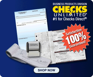 Business Checks at Checks Unlimited