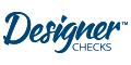 Designer Checks Logo