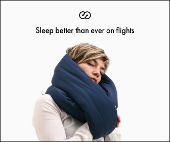 Infinity Pillow - 336 x 280