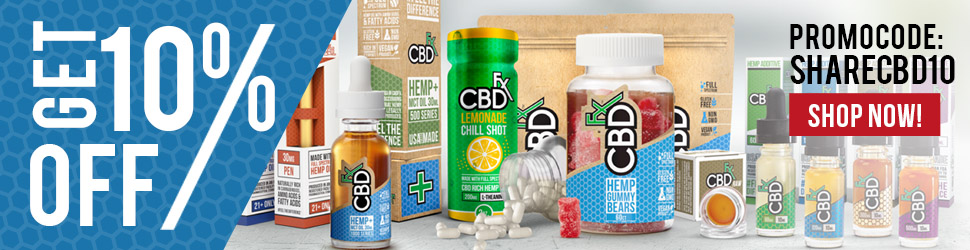 CBDfx CBD Coupon