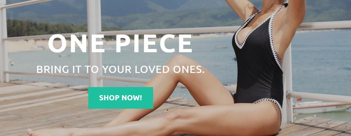 Tempt Me One Piece Swimsuits