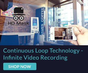 continuous loop technology infinite video recording-shop now