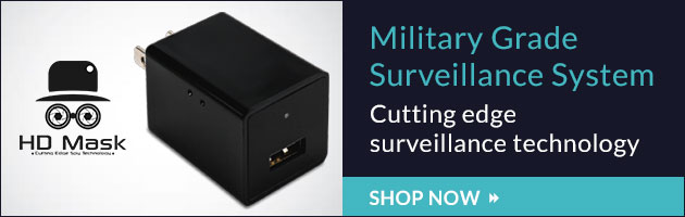 Military Grade Surveillance System shop now