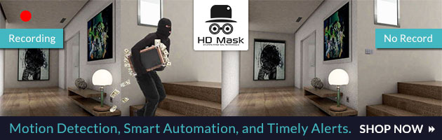 motion detection smart automation and timely alert